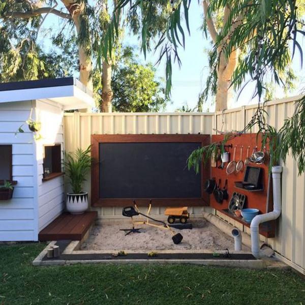 23 Affordable Transform Backyard Into Kids Playground