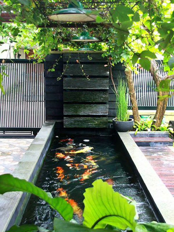 37 Small Fish Pond Ideas To Refresh Your Outdoor | Home ...