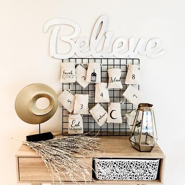 Home Interior Design Ideas Diy: Diy-ramadan-calendar-gift-decor-ideas