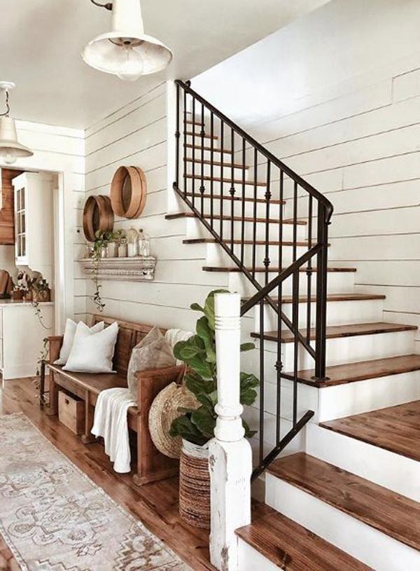 Stair Storage Design