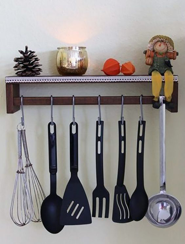 Kitchen Organized With Ikea Spice Racks Home Design And
