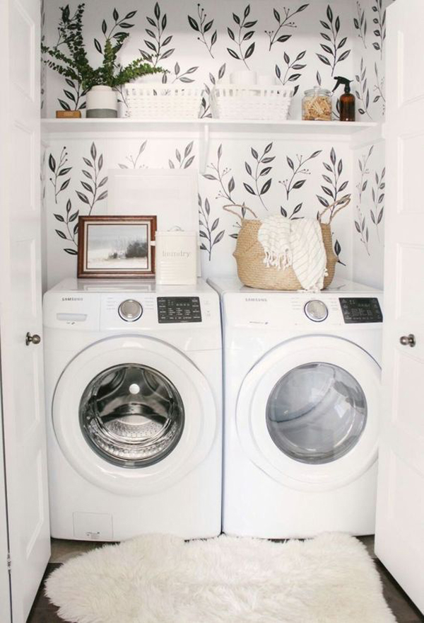 Laundry Room Colors Paint Farmhouse