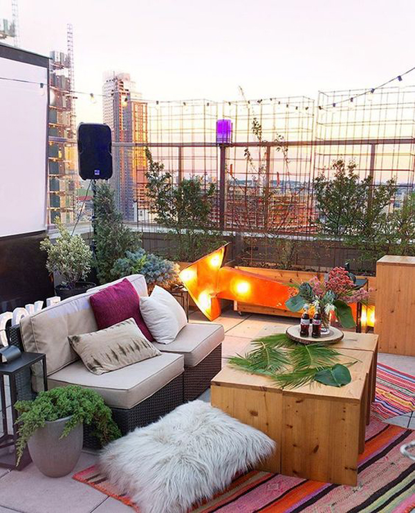 21 Incredible Home Theater Design Ideas Decor Pictures: 20 Rooftop Theater Ideas For Amazing Watch Experience