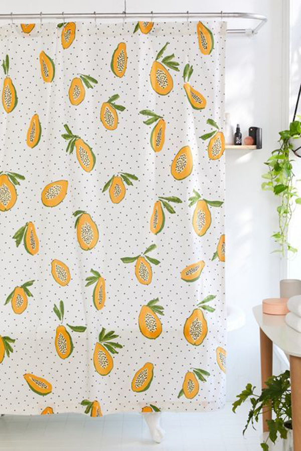 51 Cool Shower Curtain Ideas To Beautify Your Bathroom