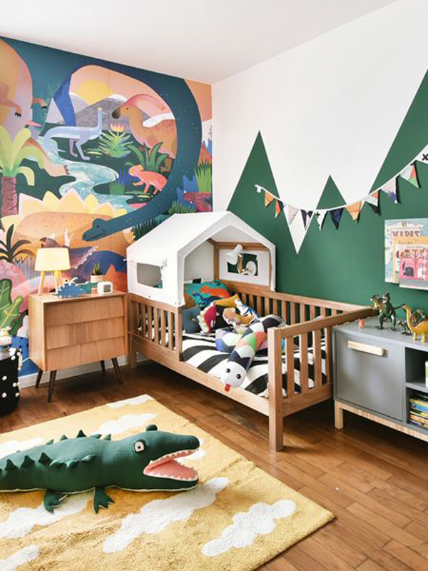 Room Design For Kid: 10 Best Kids Room Ideas With Adventure And Traveling Theme