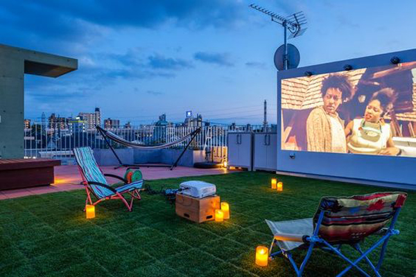 20 Rooftop Theater Ideas For Amazing Watch Experience Homemydesign