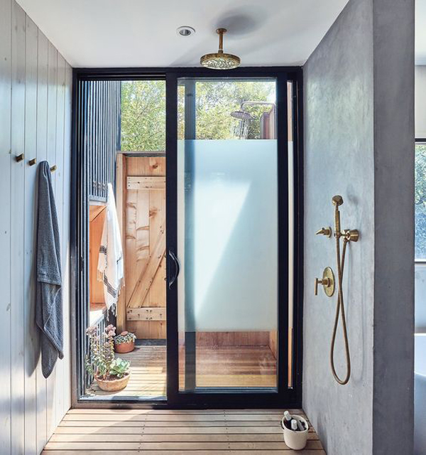 43 indoor  outdoor showers that will you to small paradise
