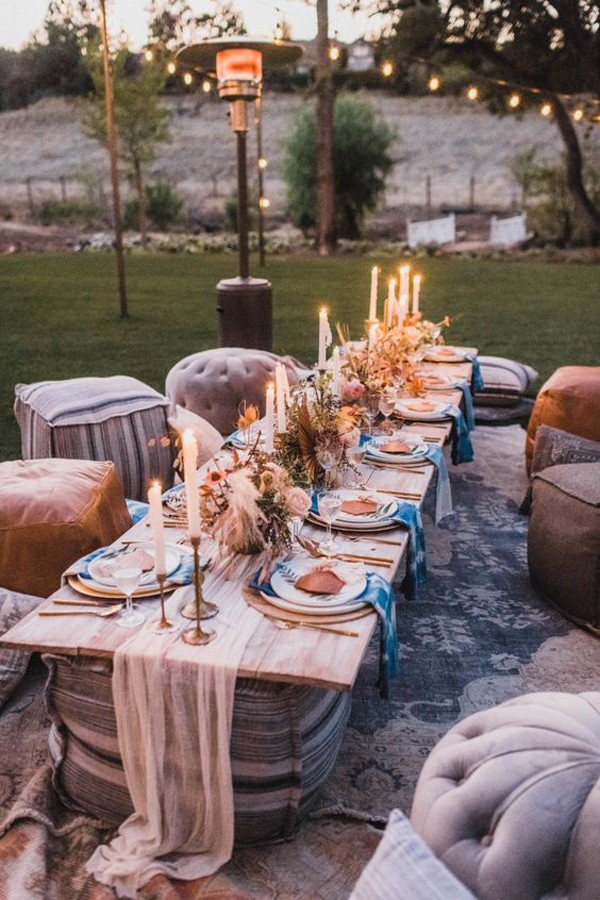41 Best Outdoor Party Decor Ideas On Low Budget | HomeMydesign