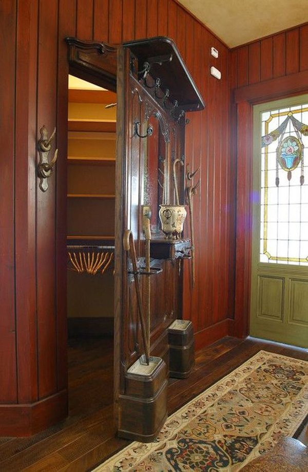 37 Fun And Unique Secret Room Ideas For Your Hideaway ...