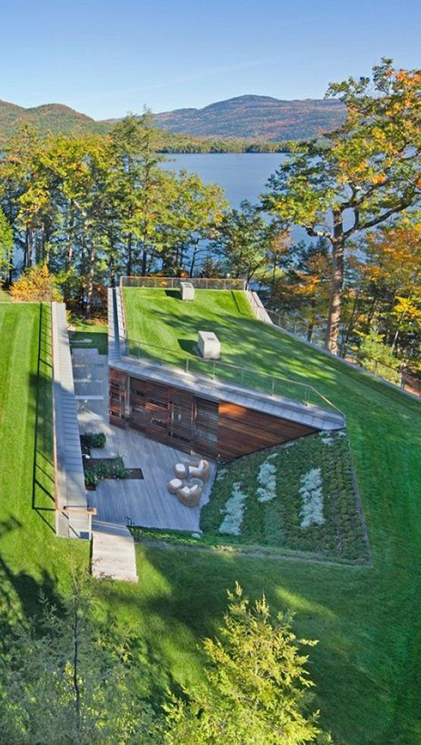 35 Modern Green Roof Designs For Sustainable House Homemydesign
