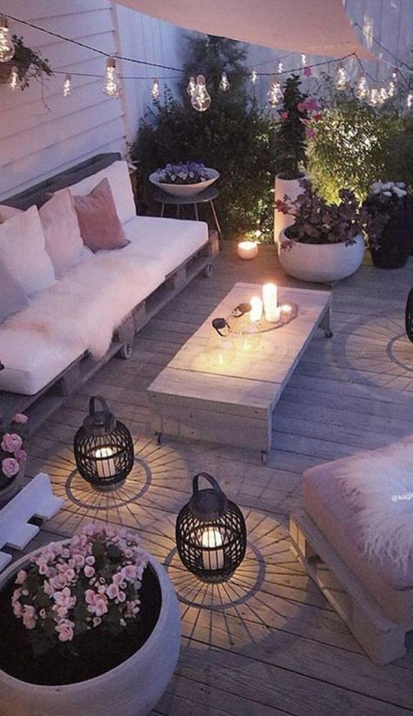 30 Modern Bohemian Garden Design Ideas For Backyard Homemydesign