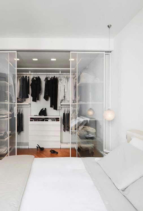 modern-master-bedroom-with-walk-in-closet | Home Design And ...