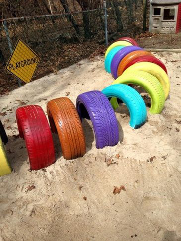 34 Simple Diy Playground Ideas For Dogs Homemydesign