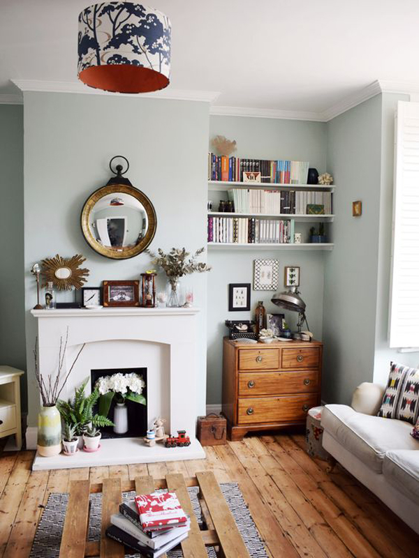 unused-fireplace-ideas-with-vases-in-living-room ...