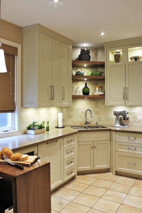corner kitchen ideas