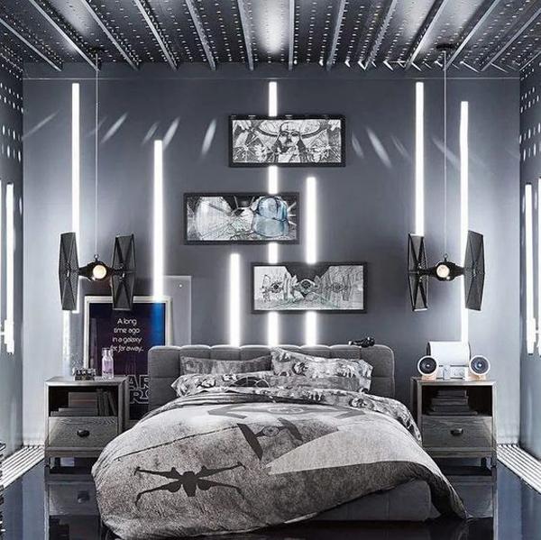 Amazing-star-wars-bedroom-decor- Ideas