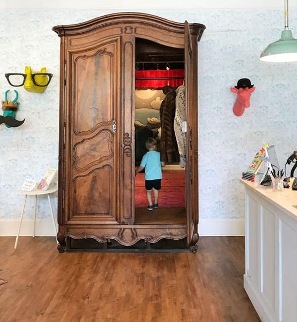 20 Fun DIY Secret Room Ideas For Kids Play