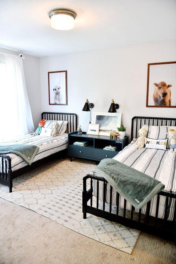 Cool Kids Bedroom Ideas For Sharing Room Homemydesign