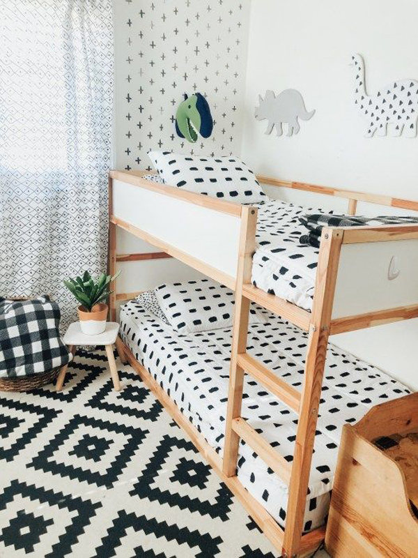 37 Bunk Bed Design Solutions For Small Kids Bedroom