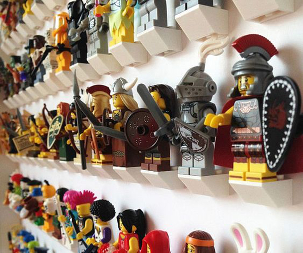 30 Amazing Action Figure Display Ideas To Your Hobbies