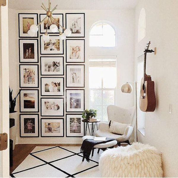 35 Simple Guitar Wall Display Ideas For Music Lovers Homemydesign