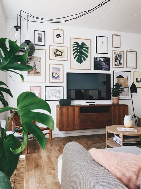 30 Modern TV Stand Design That Makes You Stay At Home