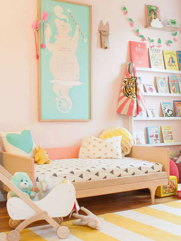 22 Inspired Design Ideas For Kids Daybeds