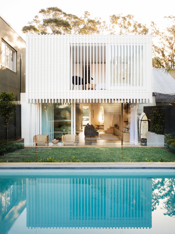 Contemporary Workers House With Classic Heritage Features