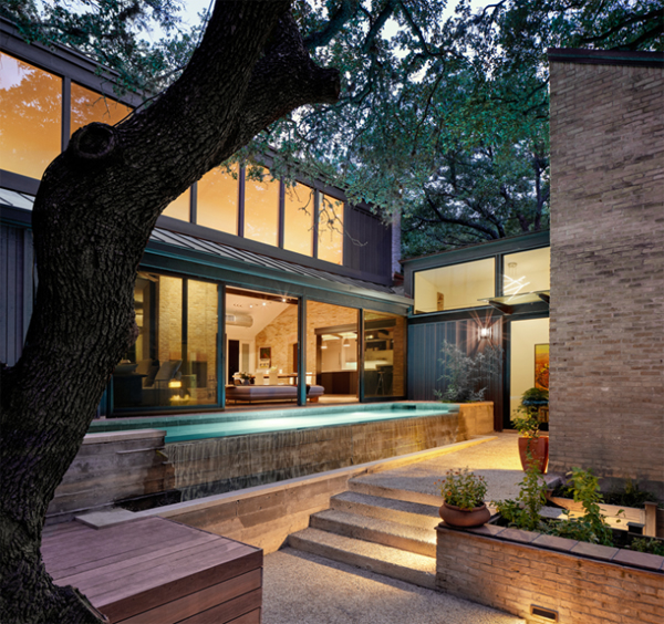 Water Glass House by John Grable Architects