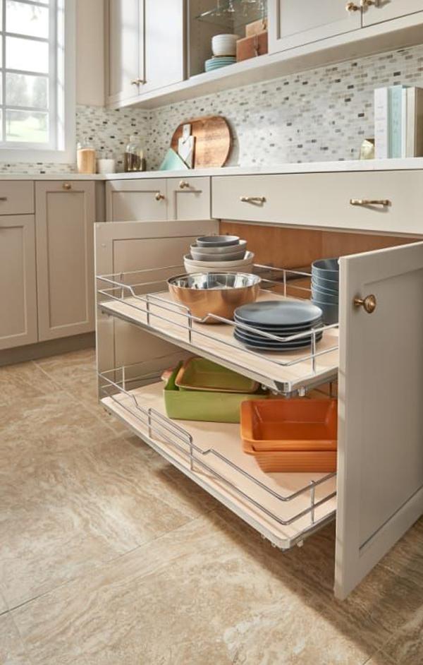 25 Brilliant Under-Sink Storage Ideas For Kitchen ...