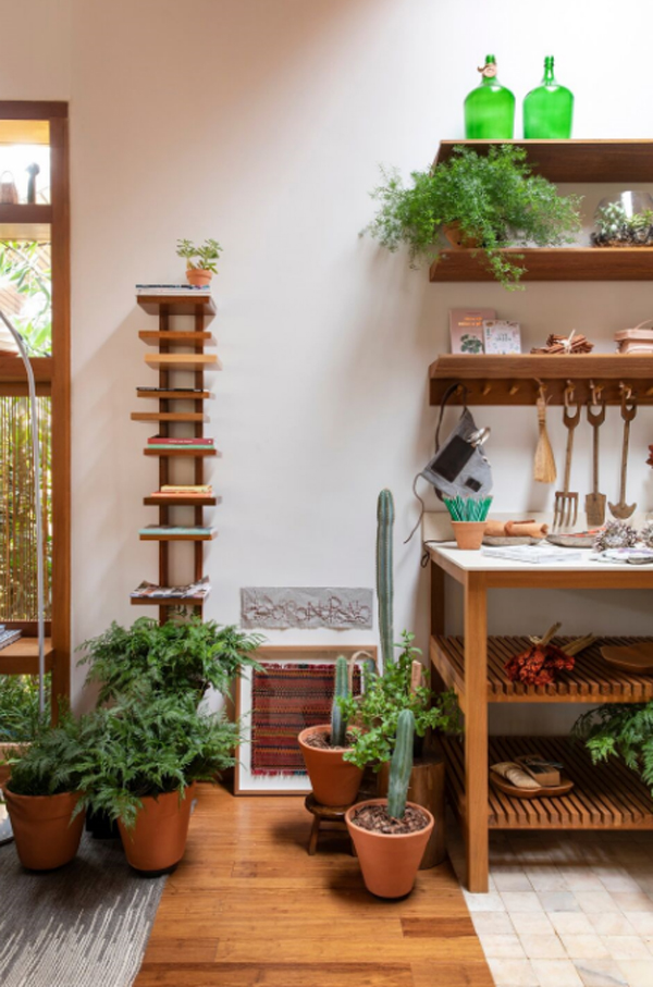 Essential Loft That Adapt Life To Nature