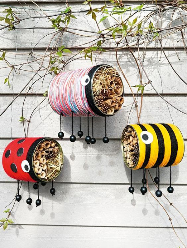 15 Cute DIY Animal Crafts For Your Garden