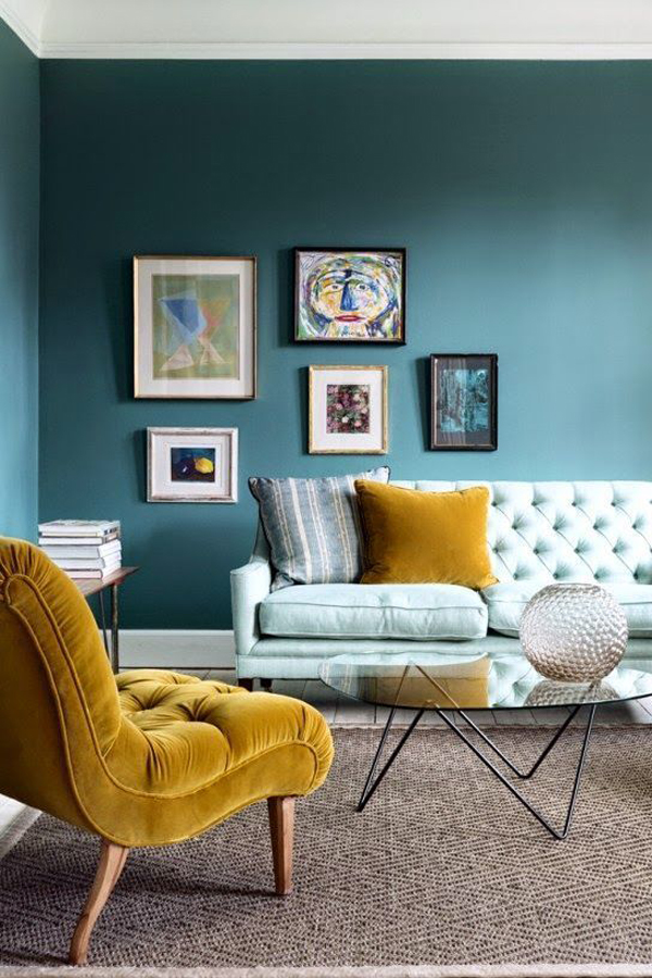 42 Calm And Elegant Interiors With Tosca Colors