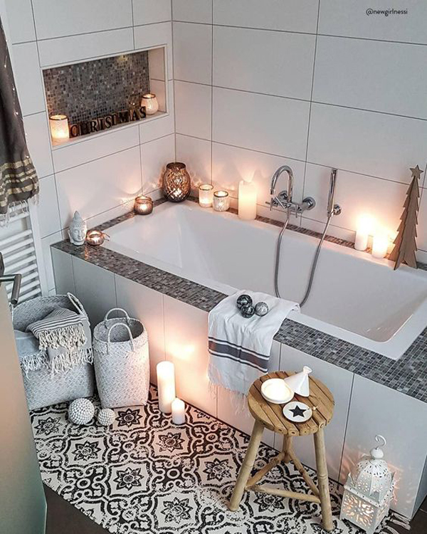 How To Change Your Bathroom To Best Relaxing Place