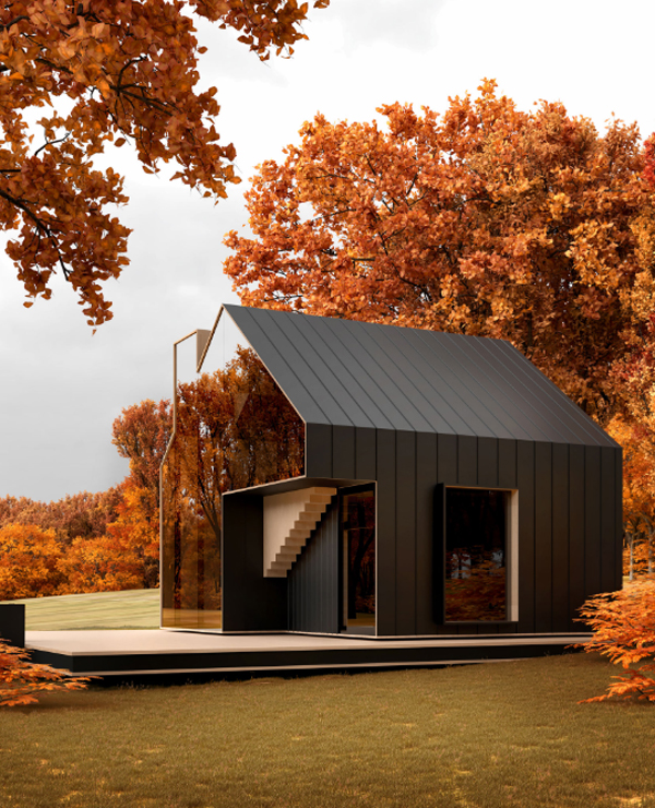 SOL House: Natural Energy For A Better Life By Alex Nerovnya