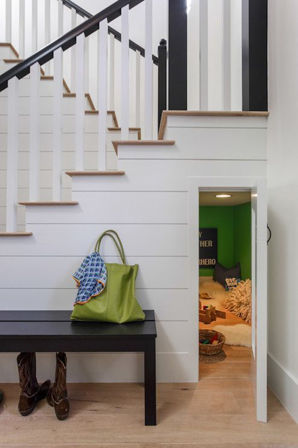 30 Hidden Kids Space For Indoors And Outdoors