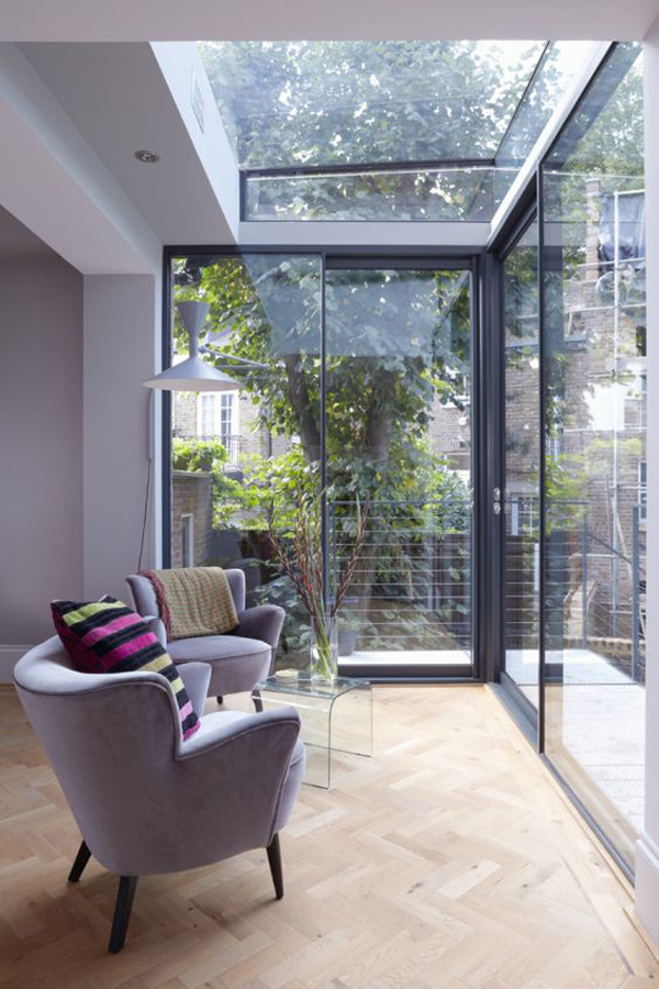 34 Stunning Glass Extension Ideas For Maximize Natural Light