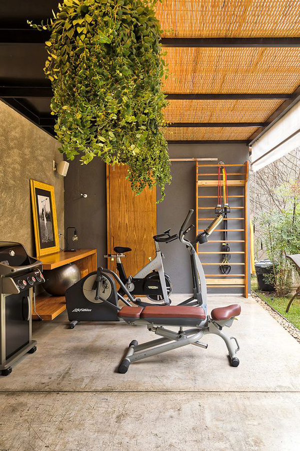 20 Awesome Home Gym Ideas With A View