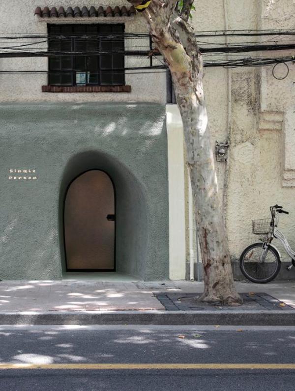 Minimalist Cave Dedicated To Vintage Design Work