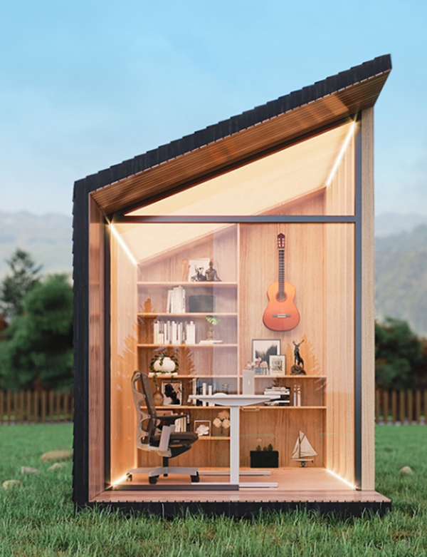 Zen Work Pod: The Best Work From Home Solutions