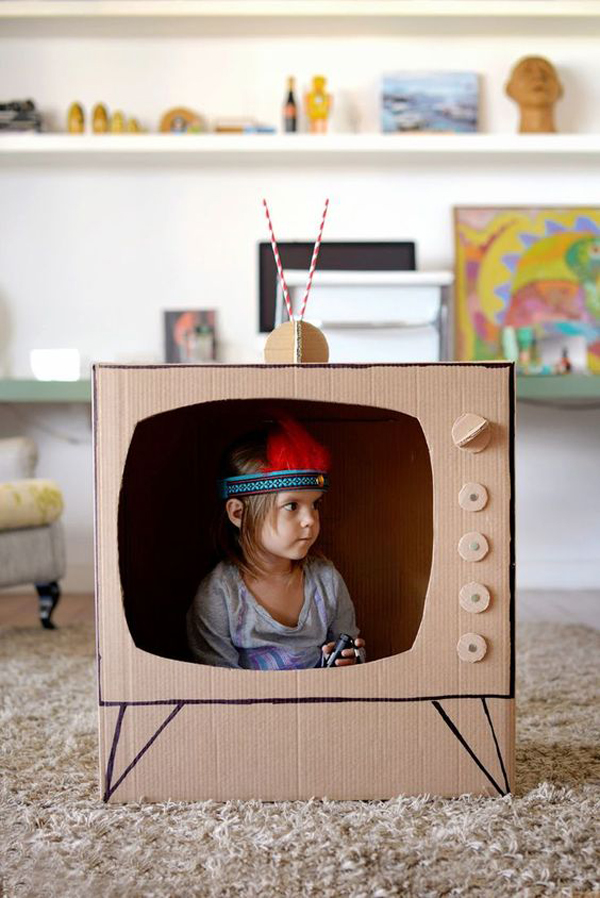 10 Creative DIY Cardboard Crafts For Kid-friendly Toys