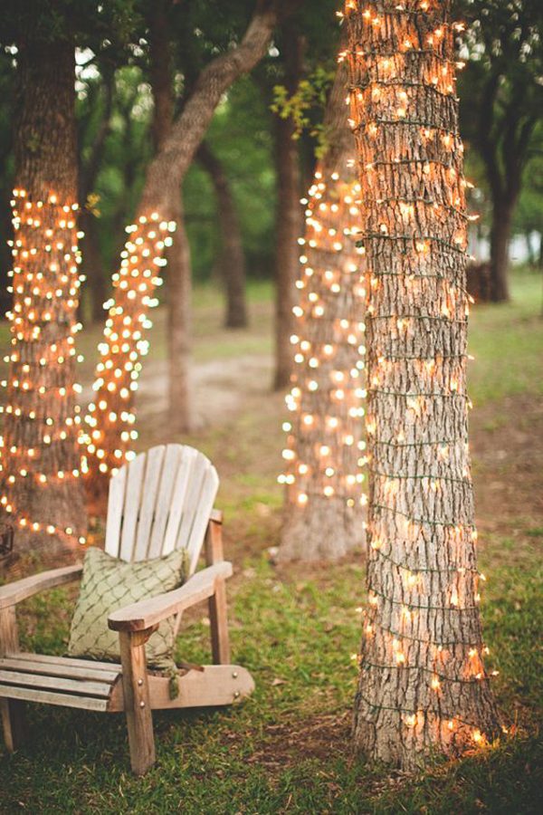 20 Beautiful Garden Lighting Ideas You'll Love