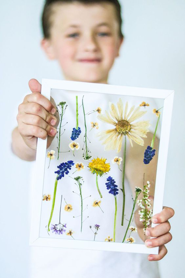20 Simple But Memorable Mother's Day Crafts For Kids