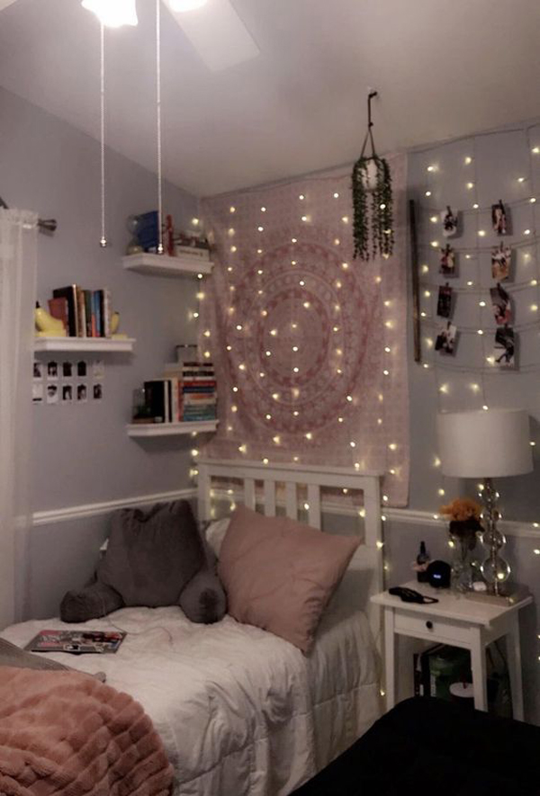25 Cute Lighting Ideas For Teenage Girl S Room Homemydesign