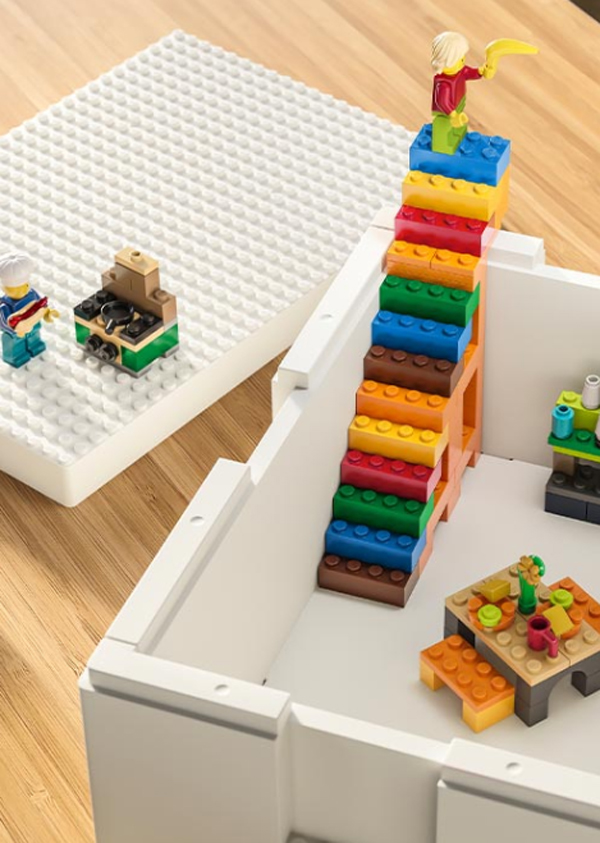 BYGGLEK: Dreamy Kids Toys Collection From IKEA And LEGO