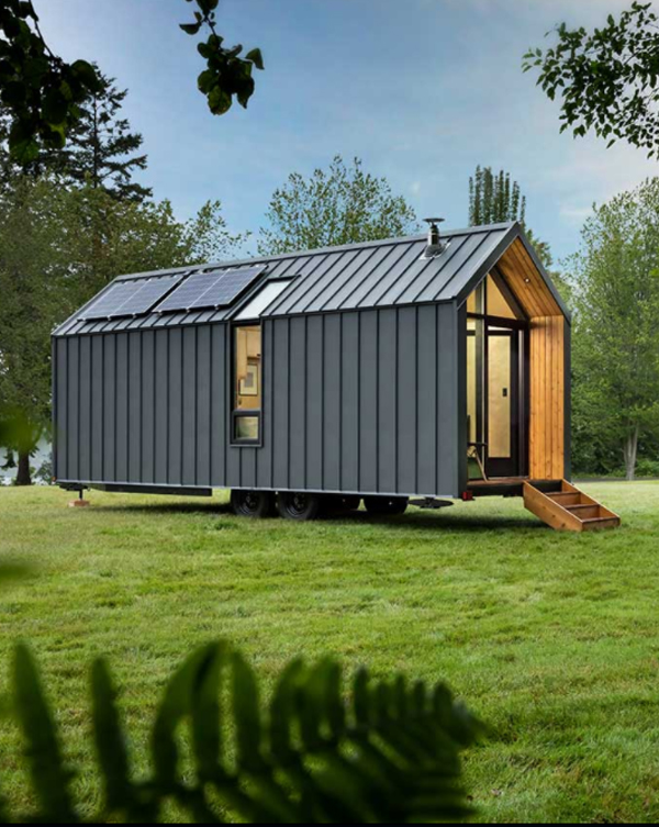 The DW: Portable Home Design From Modern Shed