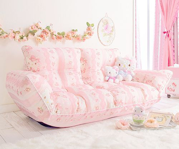 hello-kitty-sofas