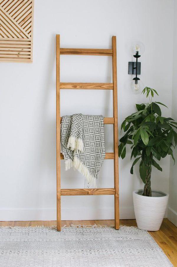 blanket-ladder
