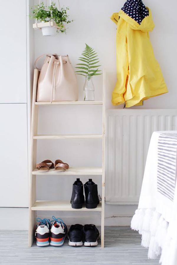 ladder-shoes-rack