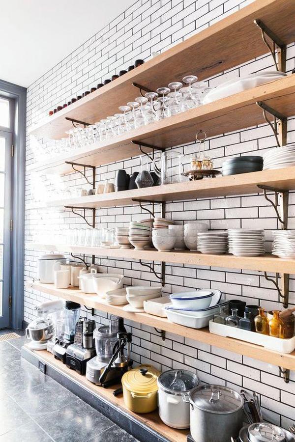 large-wood-kitchen-dish-rack-ideas